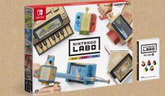 「Nintendo Labo」は博物館展示企画者も納得の良さ!子どもと一緒にあそびたい!