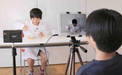 熱中する子ども達の姿がまぶしい!「YouTuber Academy」(FULMA株式会社)